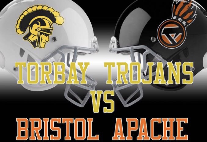 First Home Game Against The Apache